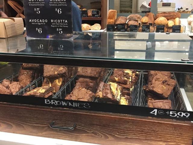 Whole Foods Flourless Brownies